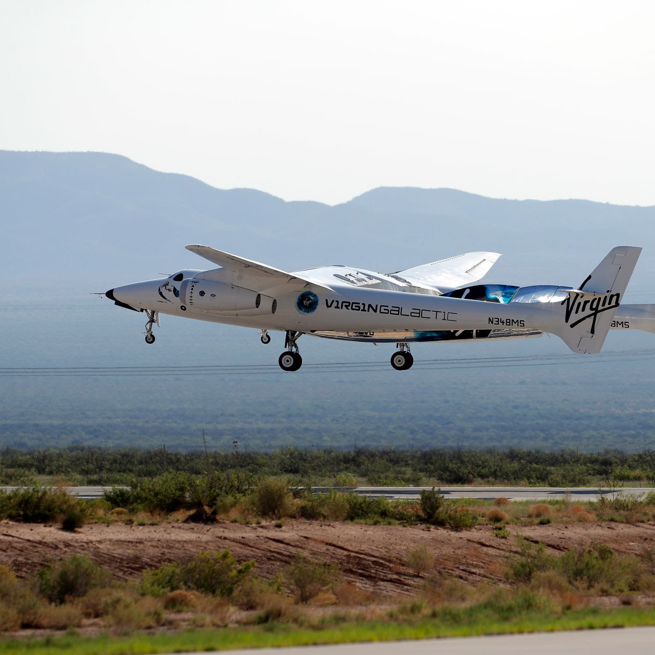 Virgin Galactic announces another delay, and the stock is plunging