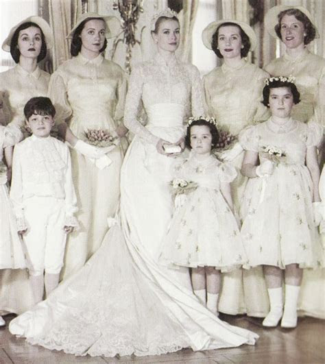Beauty and the Green: Most Memorable Iconic Wedding Dresses