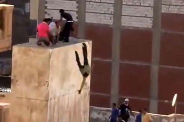 Horrific: violence in Egypt