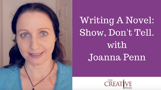 Writing Tips: Show, Don't Tell | The Creative Penn