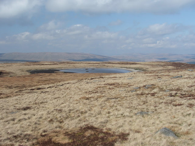 File:One of the Whernside Tarns. - geograph.org.uk - 156556.jpg