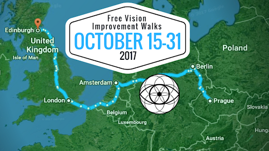 Vision Tour in Europe and UK - Integral Eyesight Improvement