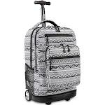 J World Sundance Laptop Rolling Backpack - tribal