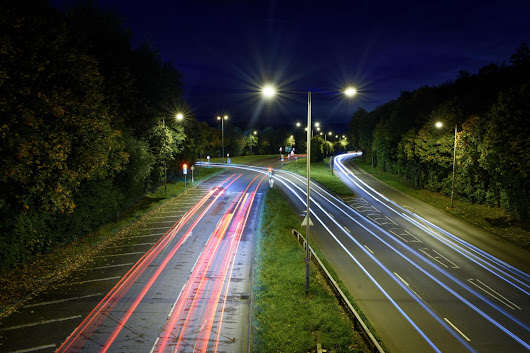 How you could be caught out and fined for accidentally speeding on roads with street lights