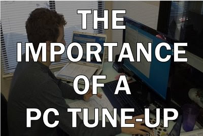 The Importance of a PC Tune-Up | My Wire Guy