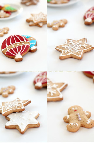 Christmas cookies di marjlet