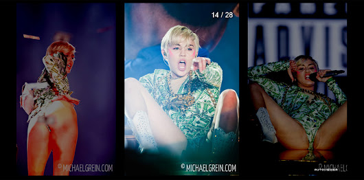 Miley Cyrus live at Festhalle/ Frankfurt a.M. 2014| Michael Grein - Live Music & Concert Photography