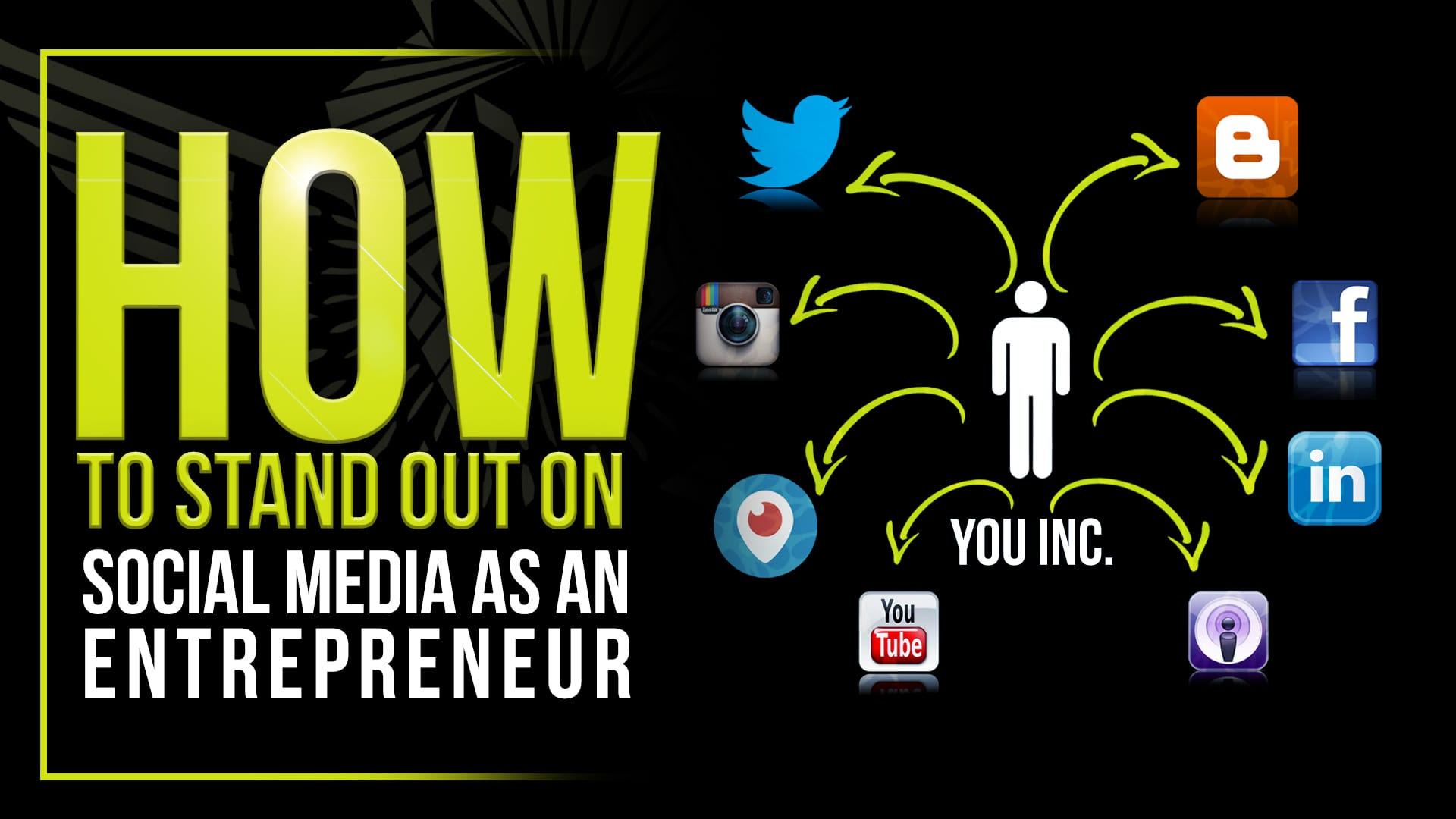 How to Stand Out on Social Media as an Entrepreneur ... -