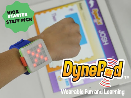 DynePod: Bringing You The Internet of Toys