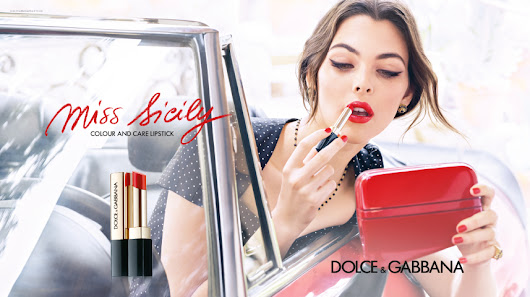 Miss Sicily D&G (Colours) Lipstick