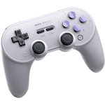 8Bitdo SN30 Pro+ SN Edition USB Wireless - Bluetooth Controller for PC/Android/Switch