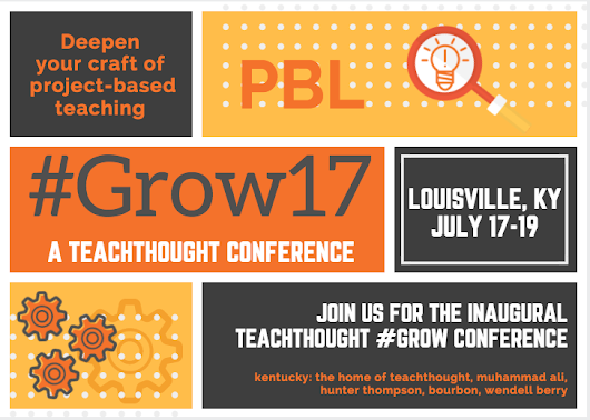 #Grow17 - TeachThought PD