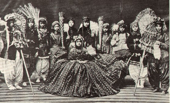 Royalty of Nepal in 1920