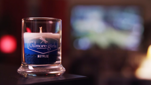 Netflix Made a Gilmore Girls 'Binge Candle' That Smells Different as You Burn Through Each Episode