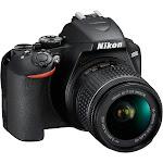 Nikon D3500 24.2 MP SLR - AF-P DX 18-55mm VR Lens