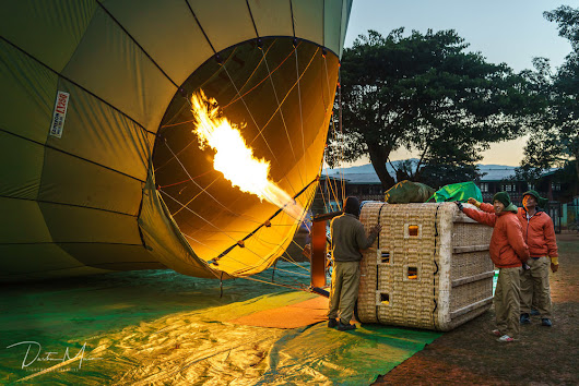 Hot Air Ballooning Over Inle Lake: Better than Bagan?