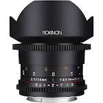 Rokinon DS14M-NEX Wide-Angle Lens for Sony E-Mount - 14mm - T/3.1