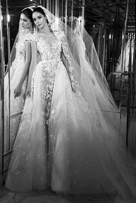 Zuhair Murad Fall 2017 Bridal   Designer Wedding Dress