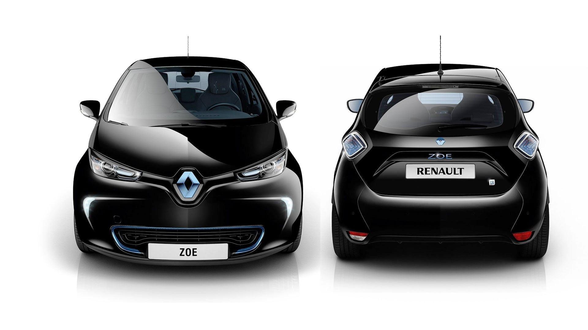 2016 Renault ZOE Spy Photos - Cars Reviews Photos, Specs