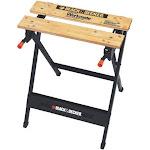 Black Decker WM125 Workmate 125 350 Pound Capacity Portable Work Bench