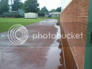 Golden Park field conditions