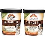 Pet Origins Salmon Oil Soft Chews 2 - 100 Count