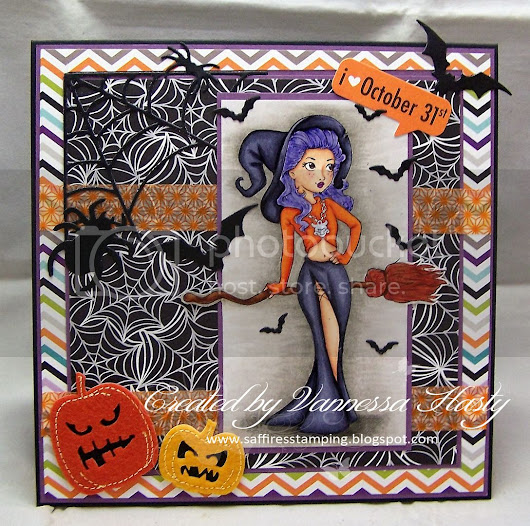 Winners and DT Favorites -- Monthly Challenge #9 {Halloween/Dress Up}