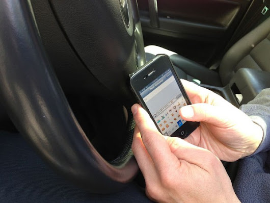 Texting and Driving Laws You Might Not Know About - Defensive Driving