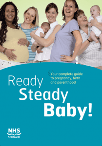 ready steady baby