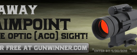 Aimpoint ACO Giveaway