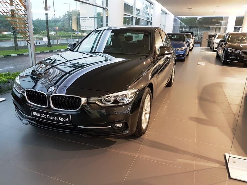 Mobil BMW Bekas harga 320i tahun 2005 - Mitula Mobil