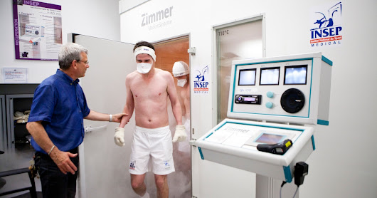 Is Post-Workout Cryotherapy All It's Cracked Up to Be?