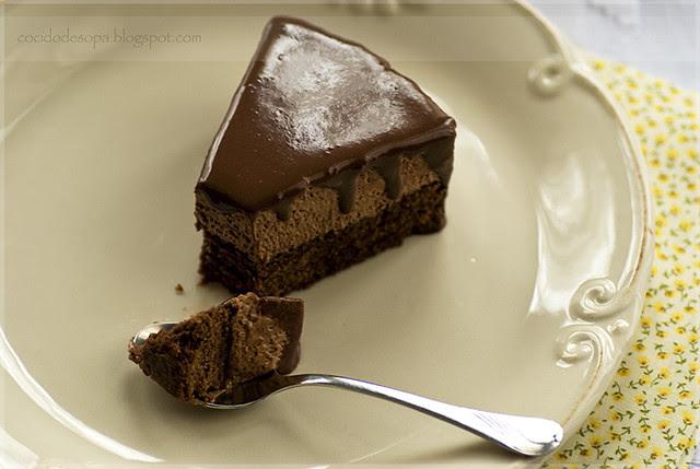 Tarta mousse chocolate_café_baileys_cuch