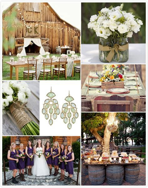 The Ideas of Wedding Themes and Wedding Colors   DIY Your