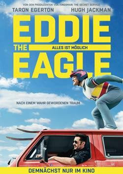Eddie The Eagle - Alles ist möglich Filmplakat