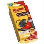 Kodak Fun Saver One-Time-Use Camera with Flash - 35mm