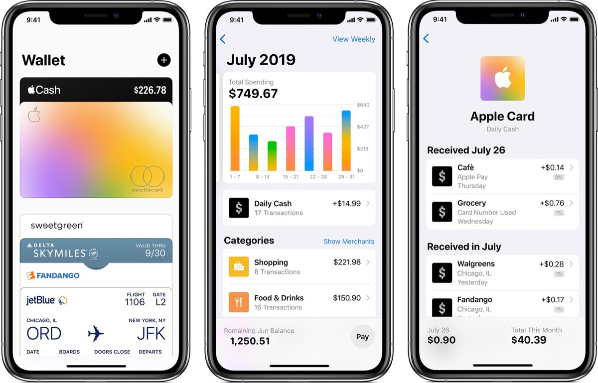 How to See Your Daily Cash Rewards From Apple Card - MacRumors