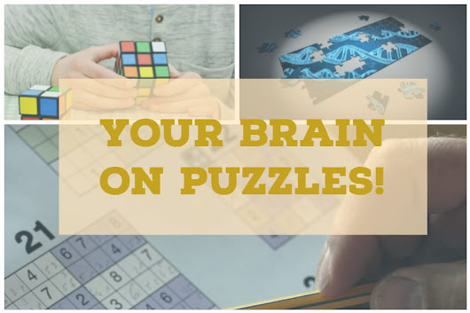 Puzzles and Their Positive Effect on the Brain - Dig-It! Games