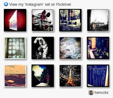 kuroobisan - View my 'Instagram' set on Flickriver