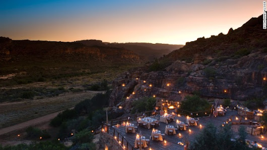 Africa's most luxurious safaris