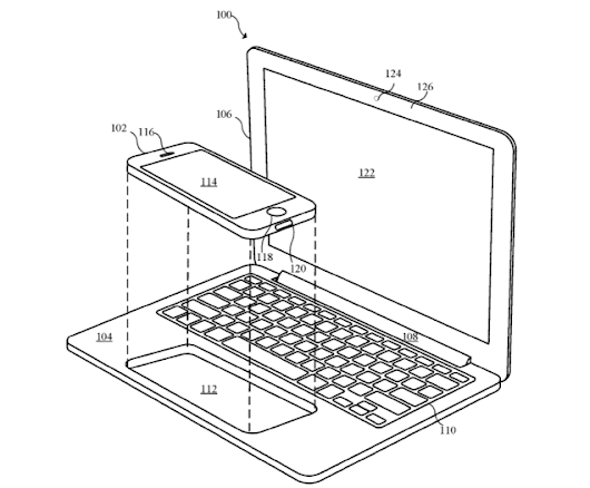 Apple reimagines the iPhone as a MacBook touchpad