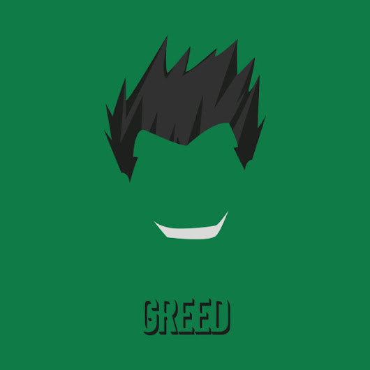 Greed by theonetruekyle