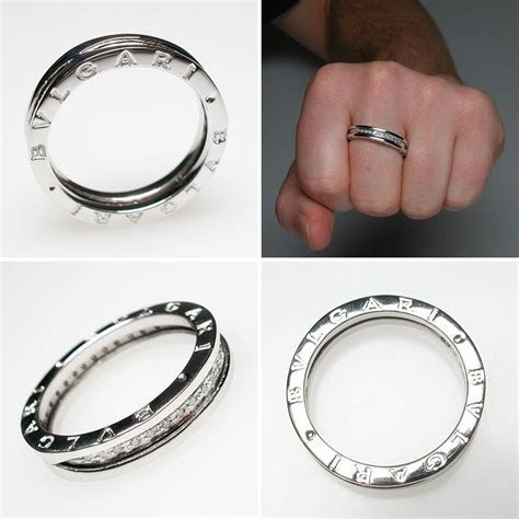 wedding bands   A&F   Pinterest   Weddings, Bvlgari and Ring