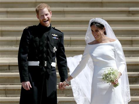Details from Meghan Markle and Prince Harry wedding