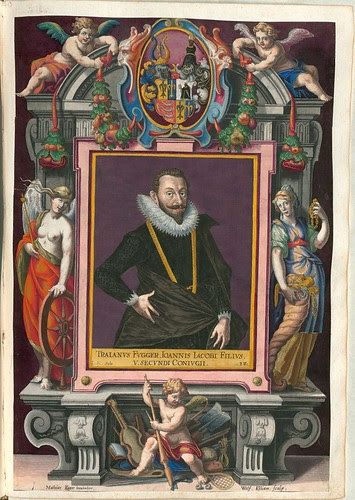 Fuggerorum et Fuggerarum .. Imagines f