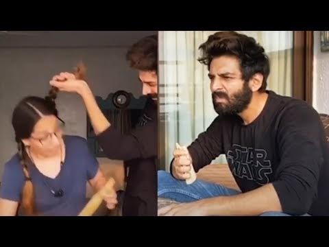 कार्तिक आर्यन ने अपनी बहन के साथ बनाई वीडियो की डिलीट, सोशल मीडिया पर झेलना पड़ा था विरोध