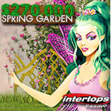 Spring has Sprung at Intertops Casino with Spring Garden Bonuses