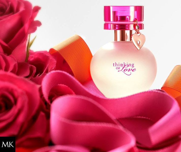 NEW!! Mary Kay Thinking of Love Eau de Parfum Features a removable heart charm she can add to a bracelet. Includes a love note on which to write a heartfelt message. Top notes include Sparkling Mandarin, Baie Rose and Spring Freesia. Middle notes include Turkish Rose Petals and Pink Honeysuckle. Bottom notes include Rich Iris and Indonesian Sandalwood. http://www.marykay.com/tsims5439Call or text 972 357 0395