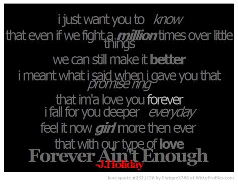 Even Though We Fight Love You Quotes