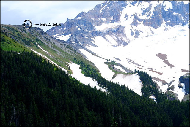 to McNeil Point - Mt. Hood